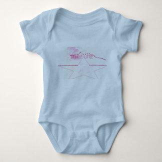 twinkle little baby jumper baby bodysuit