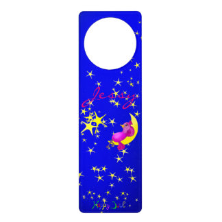 Twinkle Little Star by The Happy Juul Company Door Hanger