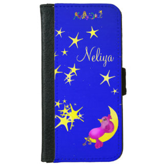Twinkle Little Star by The Happy Juul Company iPhone 6 Wallet Case