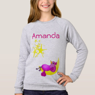 Twinkle Little Star by The Happy Juul Company Sweatshirt