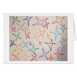 Twinkle Little Star Greeting Card