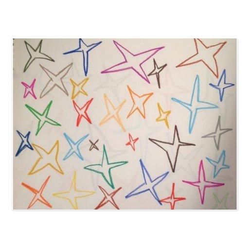 Twinkle Little Star Postcards