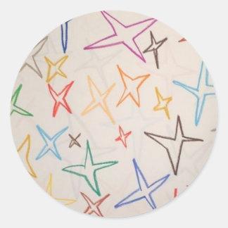 Twinkle Little Star Sticker