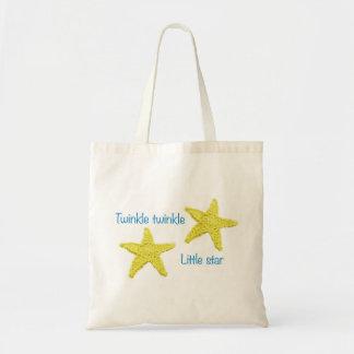 Twinkle Star Tote