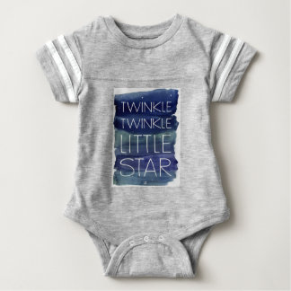 Twinkle Twinkle Baby Bodysuit