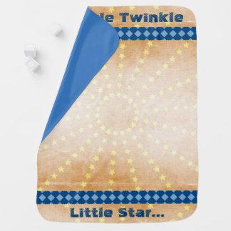 Twinkle Twinkle Buggy Blanket