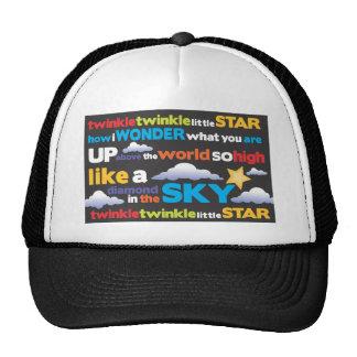 Twinkle Twinkle Trucker Hat