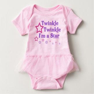 Twinkle Twinkle I'm a Star Baby Bodysuit