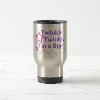Twinkle Twinkle I'm a Star Coffee Mugs