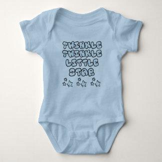 Twinkle Twinkle - light - Baby Bodysuit