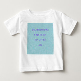 Twinkle Twinkle Little Star Baby Gifts Baby T-Shirt