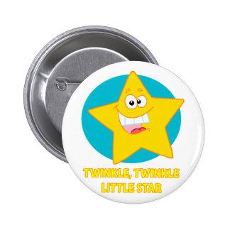 twinkle twinkle little star button