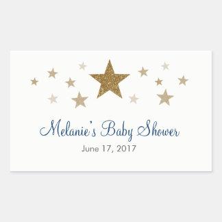 Twinkle Twinkle Little Star Favor Stickers
