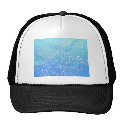 Twinkle Twinkle Little Star Mesh Hats