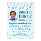 Twinkle Twinkle Little Star Invitation