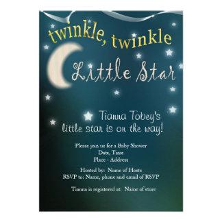 Twinkle, twinkle, little star announcements