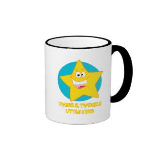 twinkle twinkle little star mug