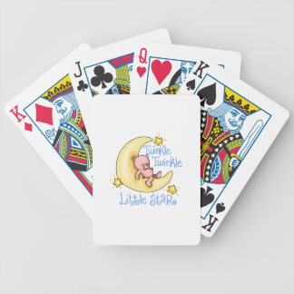 TWINKLE TWINKLE LITTLE STAR BICYCLE PLAYING CARDS