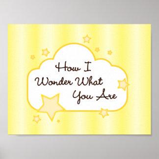 Twinkle Twinkle Little Star Series 2 Poster