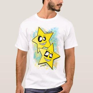twinkle&winkle adult T-Shirt