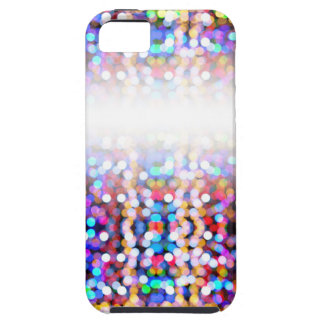 TwinklylightsFaded iPhone 5 Cover