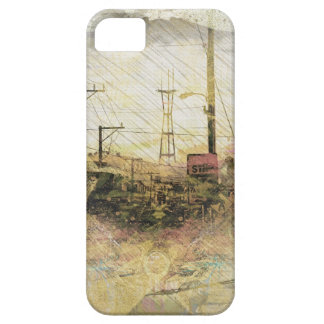 TwinPeaks SanFrancisco exploded Island iPhone 5 Cover