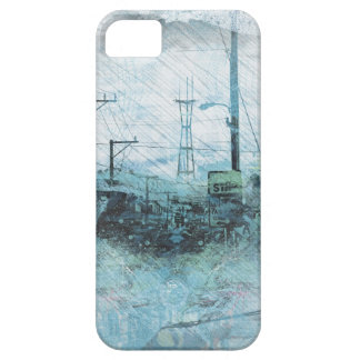 TwinPeaks SanFrancisco exploded Island iPhone 5 Covers
