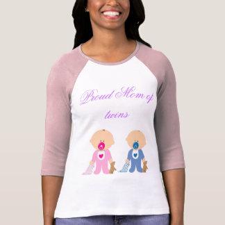 Twins Baby Shower  Children Infants Boy Girl Shirt