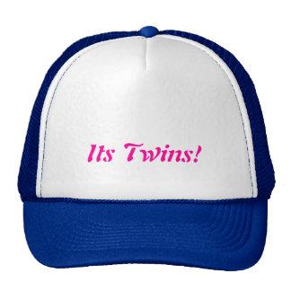 Twins! Cap