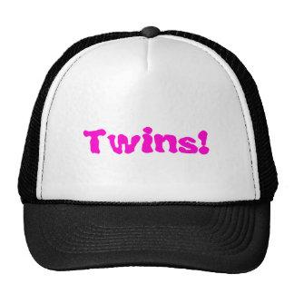 TWINS!,  CAP, HAT