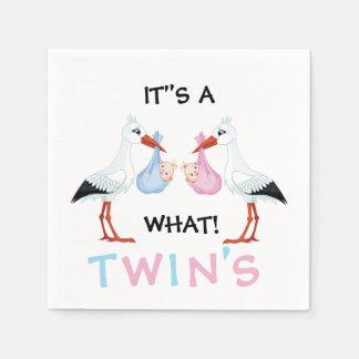 Twins Disposable Serviette