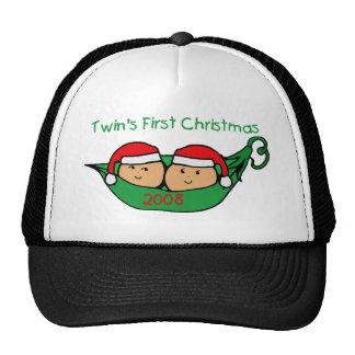 Twins First Christmas - Pod 2008 Trucker Hat