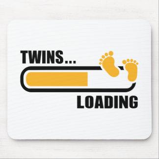 Twins loading mousepad