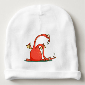Twins monster baby beanie