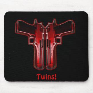 Twins! - Mousepad
