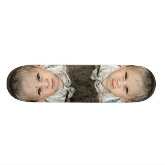 Twins Perspective Skateboard