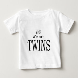 Twins T Shirts