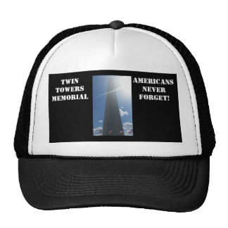 TWINS TOWERS CAP