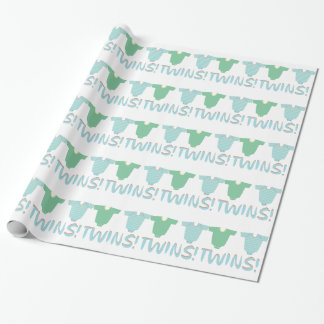 Twins! Wrapping Paper