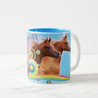 Twintastic! Coffee Mug! Two-Tone Coffee Mug