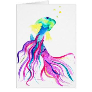 Twirl Card