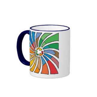 Twirled Recycle Coffee Mug