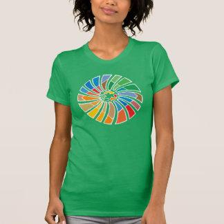 Twirled Recycle Shirt