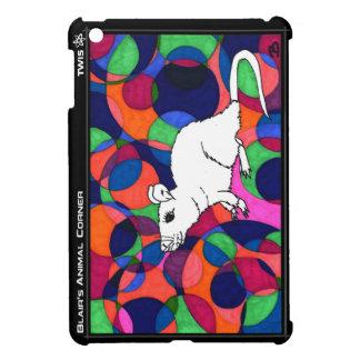 TWIS ipad Mini Case: Blair's Animal Corner Rat iPad Mini Case