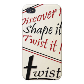 Twist it Season 1 iphone 4/4s iPhone 4 Covers