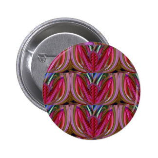 Twisted Abstract Dark Shade Decoration gifts KIDS 6 Cm Round Badge