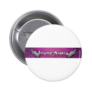 Twisted Angels logo buttons