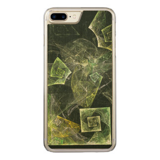 Twisted Balance Abstract Art Carved iPhone 8 Plus/7 Plus Case
