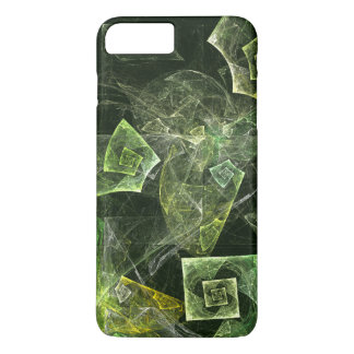 Twisted Balance Abstract Art iPhone 7 Plus Case