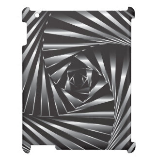 Twisted – Black Steel Case For The iPad